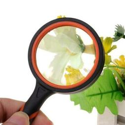 10X Portable Reading Magnifier High Definition Magnifying Gl