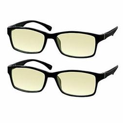BlackComputer Reading Glasses 1.00 _ Protect Your Eyes Again