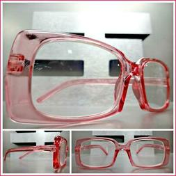 CLASSIC Vintage RETRO Style READING EYE GLASSES READERS Pink