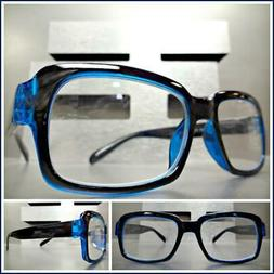 CLASSIC Vintage RETRO Style READING EYE GLASSES READERS Blac
