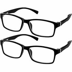 Computer Reading Glasses 2.25 Black Pack Protect Your Eyes A