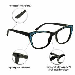 Reading Glasses Matte Material Cat Eyes Magnifying Glass Dio