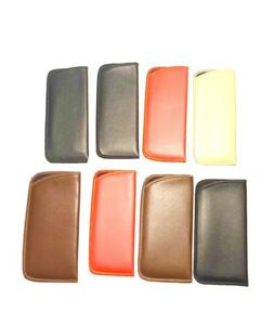Set Of 8 Brand New Soft Glass Cases Eye Glass Covers Reading