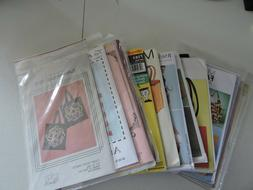 tote bags  & Large purse Patterns, group 2 - You Pick - Read