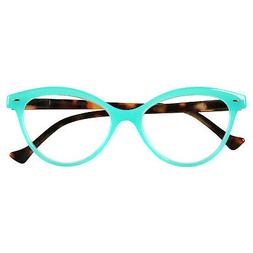 Women's Cat Eye Readers - Reading Glasses Up To +6.00 Magnif